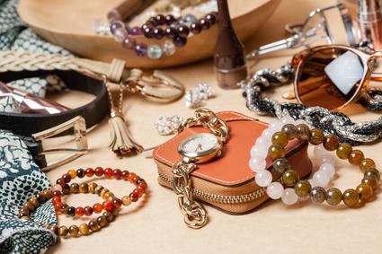 Boutique de bijoux et accessoires artisanaux