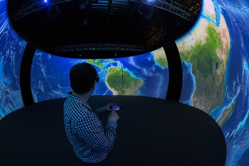 Immersive Display VR